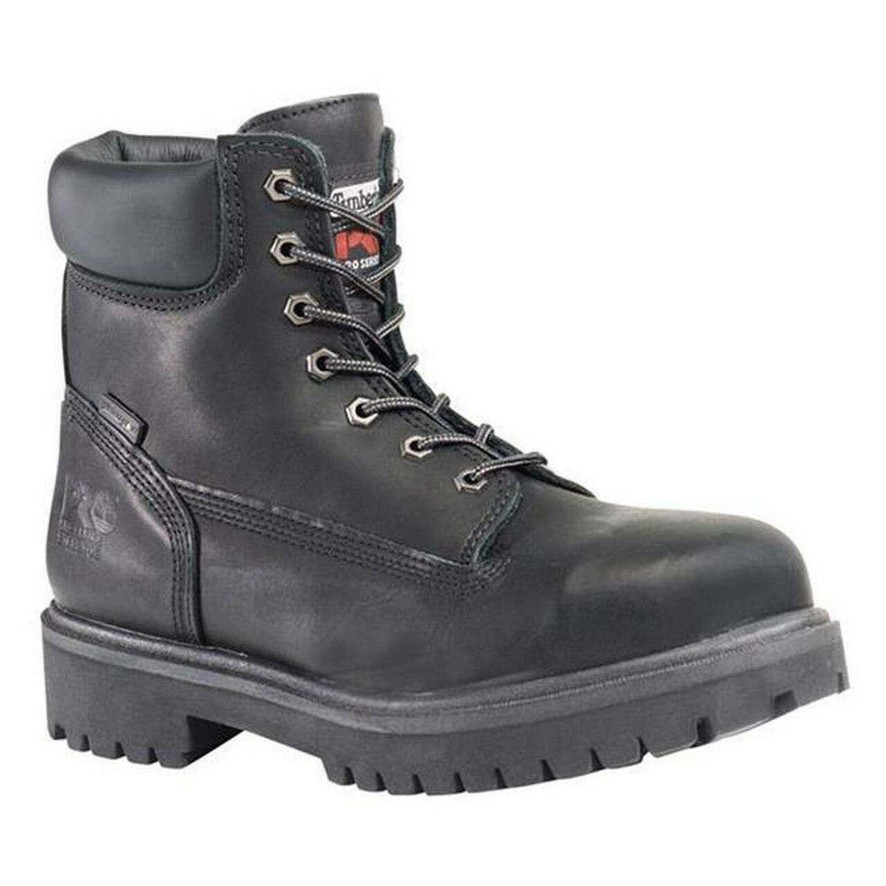 """Timberland 6"""" Direct Attach Steel Safety Toe Waterproof Insulated"""