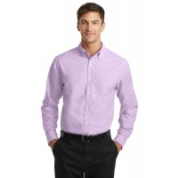 Port Authority® SuperPro™ Oxford Shirt. S658 Image