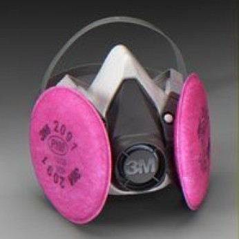3M HALF FACE RESPIRATOR - OUT OF STOCK