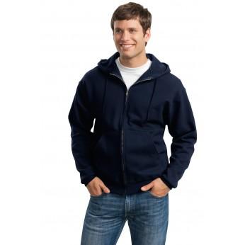 JERZEES® Super Sweats® NuBlend® Full-Zip Hooded Sweatshirt