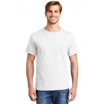 Hanes® - ComfortSoft® 100% Cotton T-Shirt