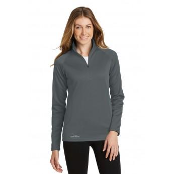 Eddie Bauer® Ladies 1/2-Zip Base Layer Fleece