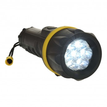 7 LED Rubber Torch