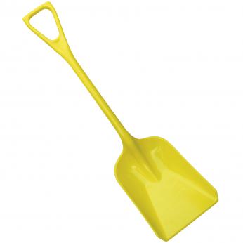 NON-SPARKING PLASTIC CLEANUP SHOVEL