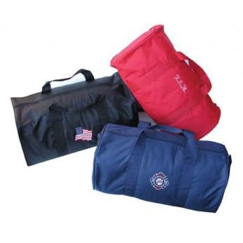 Nylon Square Duffel Bag
