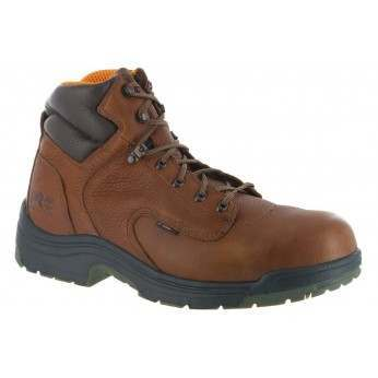 Timberland PRO® TITAN® 6-Inch Brown Safety Toe Boot
