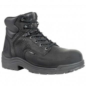 "Timberland Pro® TITAN® 6"" Safety Toe Boot-Black"