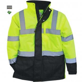 Utility Pro Wear™ Men's Hi-Vis Contractor Parka