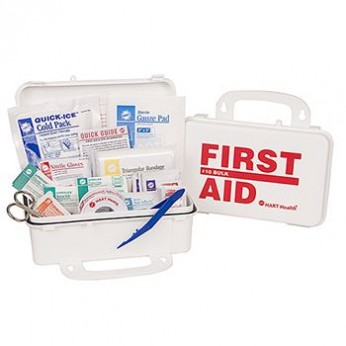 HART Health 10 Person First Aid Kit-Poly Case