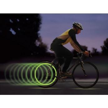 HI-VIS BICYCLE SPOKELIT