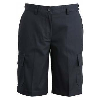 Ladies Utility Chino Cargo Short