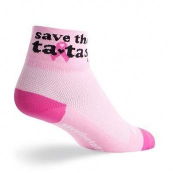 SAVE THE TATAS SOCK