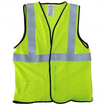 Occunomix Premium Flame-Resistant Mesh Safety Vest